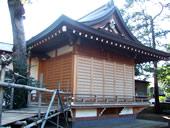 天沼八幡神社、「節分追儺式」開催