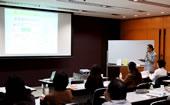 あんさんぶる荻窪で山田英知郎氏の「マクロビオティック」講座開催